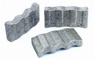 Алмазные сегменты для коронок Carbodiam SX